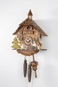 1 day cuckoo clocks