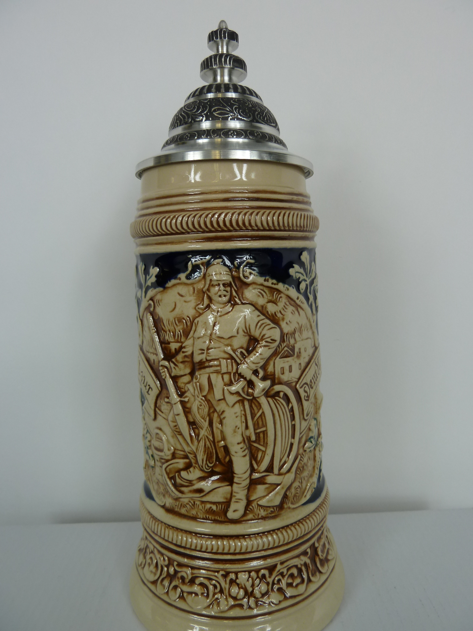 Fireman Stein Zoller & Borne  ( Out Of Stock )