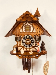 Hones Black Forest Chalet Bell Ringer