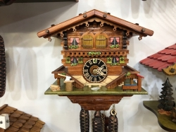 Hones 2 door musical cuckoo clock